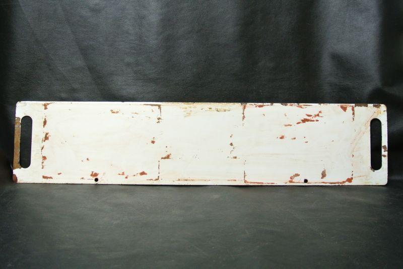 画像2: 行先板「シーハイル両毛指定席・栃木‐石打・小出」
