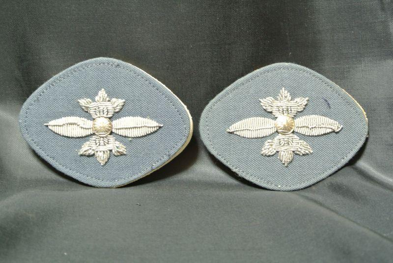 画像1: 鉄道公安肩章2枚セット(冬)