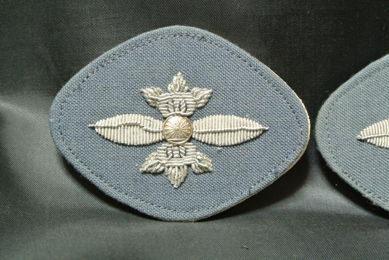 画像2: 鉄道公安肩章2枚セット(冬)
