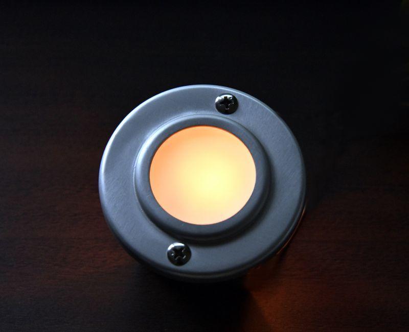 画像1: 便所使用知らせ燈(新品未使用品)