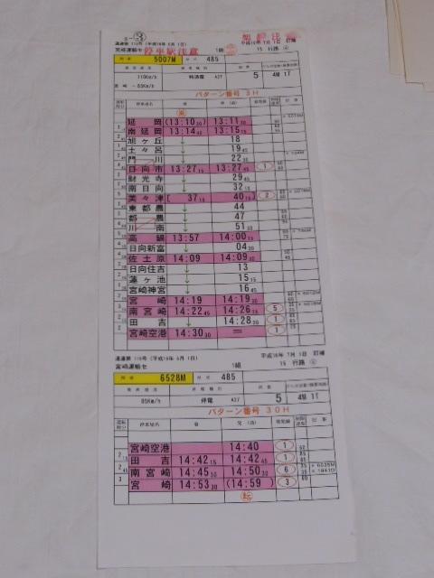 画像1: 宮崎運輸センター「15行路」
