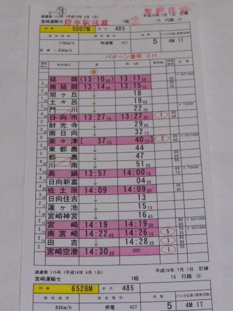 画像2: 宮崎運輸センター「15行路」