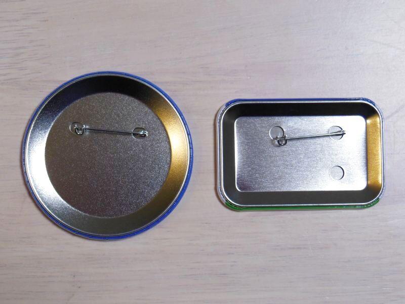 画像2: ありがとう日高本線「記念バッチ2種セット」